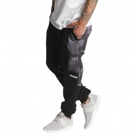 Dangerous DNGRS kalhoty pánske Sweat Pant Pogo in black