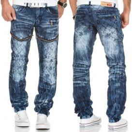 KOSMO LUPO nohavice pánske KM132 jeans džínsy