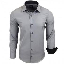bb7a5f7dc5ed RUSTY NEAL košeľa pánska R-44 dlhý rukáv slim fit