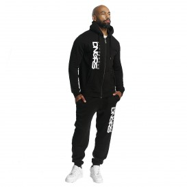Dangerous DNGRS / Suits Sweat Suit in black