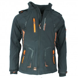 CANADIAN PEAK bunda pánska TOURMALINE softshell TURBO DRY 8000