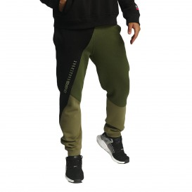 Dangerous DNGRS / Sweat Pant Tribble in olive