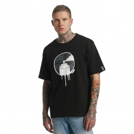 Dangerous DNGRS / T-Shirt Spray in black