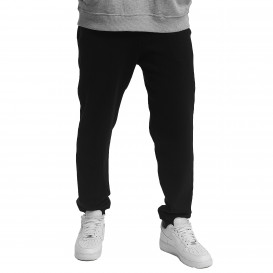 Dangerous DNGRS / Sweat Pant Twoblock in black