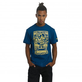 Ecko Unltd. tričko pánske T-Shirt Gordon´s Bay in blue