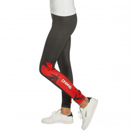 Dangerous DNGRS / Legging/Tregging Woodpeace in red