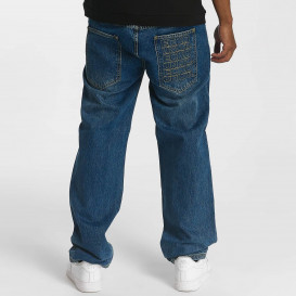 Ecko Unltd. nohavice pánske Loose Fit Jeans Gordon's Lo Loose Fit in blue