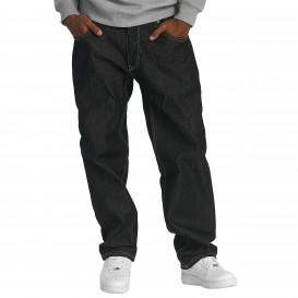 Ecko Unltd. nohavice pánske Loose Fit Jeans Camp's Lo in black