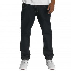 Ecko Unltd. nohavice pánske Straight Fit Jeans Gordon St Straight in indigo