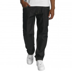 Ecko Unltd. / Straight Fit Jeans Camp's St Straight Fit in black