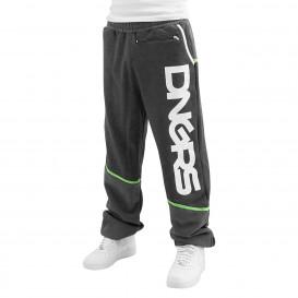 Dangerous DNGRS / Sweat Pant Crosshair in grey