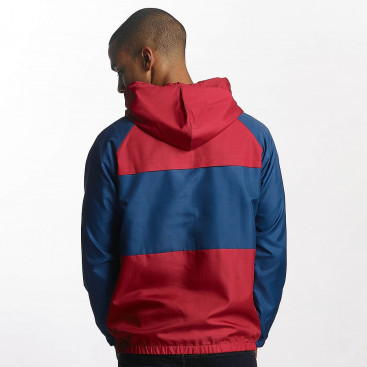 Ecko Unltd. / Lightweight Jacket Windbreaker CapSkirring in red