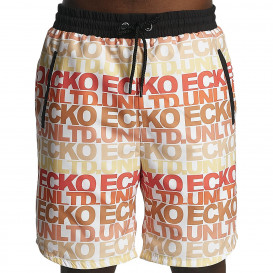 Ecko Unltd. / Short TroudÀrgent in orange