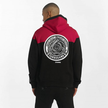 Dangerous DNGRS / Zip Hoodie Illuminati in black
