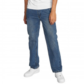Dangerous DNGRS / Loose Fit Jeans Brother in blue