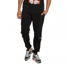 Dangerous DNGRS nohavice pánske Sweat Pant Tackle in black