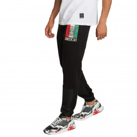 Dangerous DNGRS / Sweat Pant Muerte in black