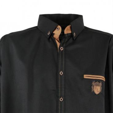 LAVECCHIA košeľa pánska 1980 nadmerná veľkosť