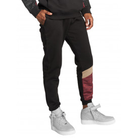Dangerous DNGRS / Sweat Pant Vela in black