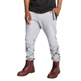 Dangerous DNGRS / Sweat Pant Comb in grey