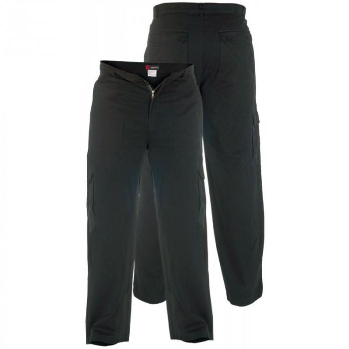 a4c513c07fe2 DUKE nohavice pánske 1409 kapsáče nadmerná veľkosť - DG-SHOP.SK