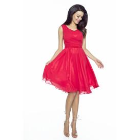 KARTES MODA šaty dámske KM227 šifon
