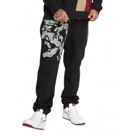 Dangerous DNGRS / Sweat Pant InDaBox in black