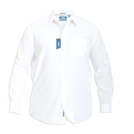 D555 košeľa pánska KS11404 AIDEN Classic Regular nadmerná veľkosť