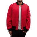 Dangerous DNGRS / Bomber jacket Classic in red