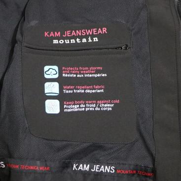 KAM bunda pánska KV39 softshell nadmerná veľkosť