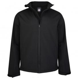 KAM bunda pánska KBS 438 softshell nadmerná veľkosť