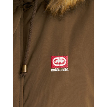 Ecko Unltd. / Winter Jacket Collin in brown