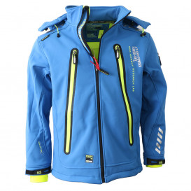 GEOGRAPHICAL NORWAY bunda pánska TARZAN MEN 007 softshell