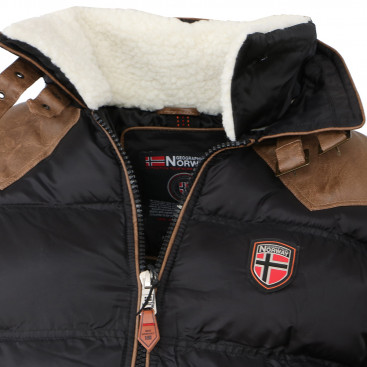 GEOGRAPHICAL NORWAY bunda pánska ABRAMOVITCH MEN 001