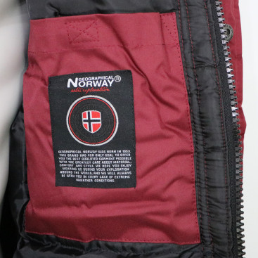 GEOGRAPHICAL NORWAY bunda pánska DRIVER MEN 068