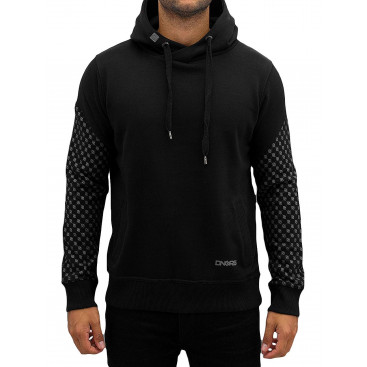 Dangerous DNGRS / Hoodie Small DD in black
