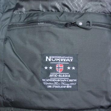 GEOGRAPHICAL NORWAY bunda pánska zimná ANACONDA