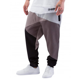 Dangerous DNGRS nohavice pánske Sweat Pant Locotay Race City in grey