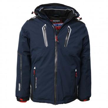 GEOGRAPHICAL NORWAY bunda pánska WARNING MEN 009 9/5000 lyžiarska