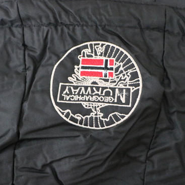 GEOGRAPHICAL NORWAY vesta pánska CRUMBERRY MEN 056 odopínateľné rukávy