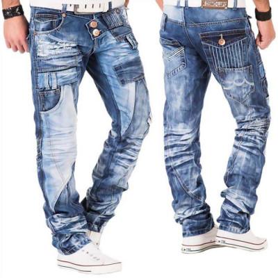 KOSMO LUPO nohavice pánske KM050 jeans džínsy