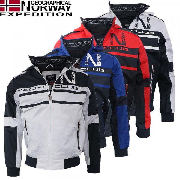 GEOGRAPHICAL NORWAY bunda pánska BABAR MEN 006