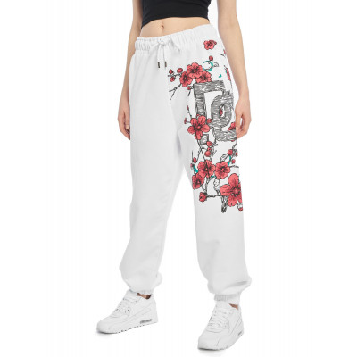 Dangerous DNGRS / Sweat Pant Choice in white