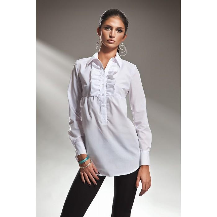 87f6d98b909b NIFE košeľa dámska K29 biela